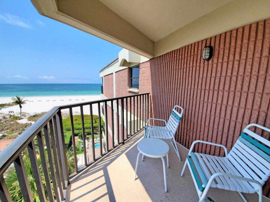 Room 603 side balcony
